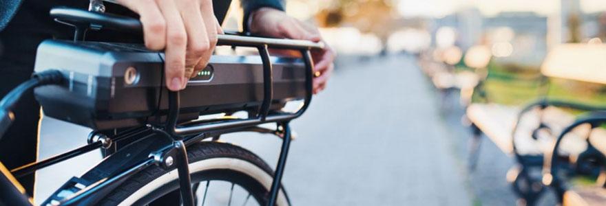 Comment se passe le reconditionnement batterie vélo électrique
